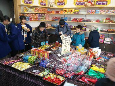 「駄菓子屋にゃんこ」来場者300人越を達成!