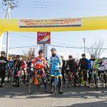 【開催報告】寒さを吹き飛ばせ! 楽しく走ろう!阿武隈ロード-サイクリングin鮫川終了しました!