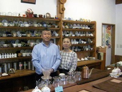 大人の時間を楽しめる『珈琲香坊』(矢祭町)を訪ねました。