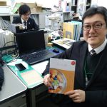 小野町定住コーディネーターの岡田聡さんを訪ねました。
