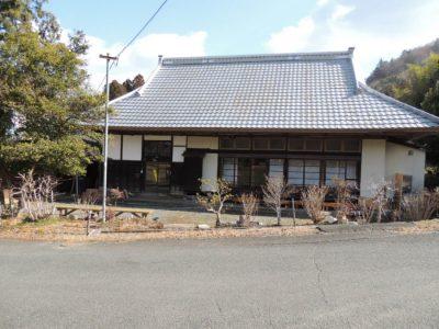 古民家カフェ&こどもの場 コミュニティハウス「HITO-TABI」誕生 (いわき市田人町)
