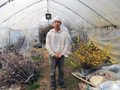 若き農家後継者が夢を広げる『花と緑・雲海の里 ロックフォレストガーデン』(塙町)
