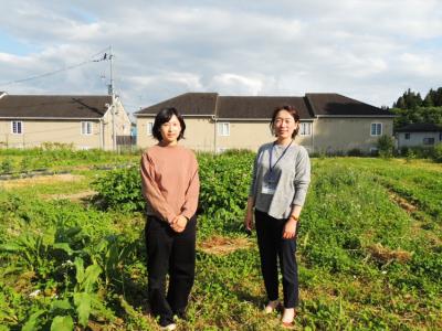 小野町で活躍する地域おこし協力隊